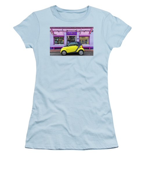 Women's T-Shirt (Athletic Fit) featuring the photograph Puzzle Me This by Paul Wear