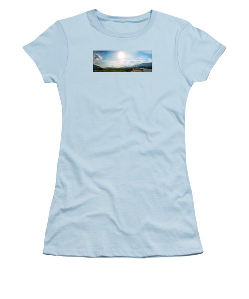 Quang Nam Earth Women's T-Shirt (Athletic Fit)