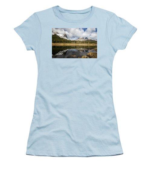 Quarry Lake Women's T-Shirt (Athletic Fit)