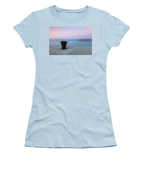 Quay In Dawn Women's T-Shirt (Athletic Fit)