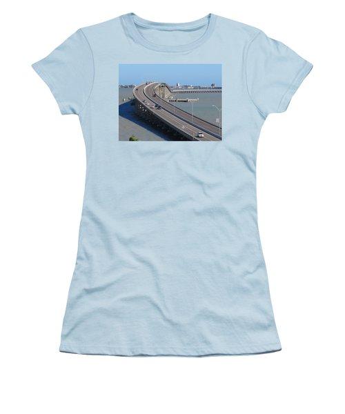 Queen Isabella Causeway Women's T-Shirt (Athletic Fit)
