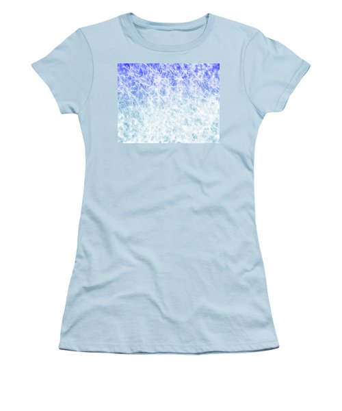 Radiant Days Women's T-Shirt (Junior Cut) by Trilby Cole