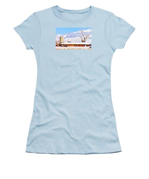 Ranchstyle Women's T-Shirt (Junior Cut) by Marilyn Diaz