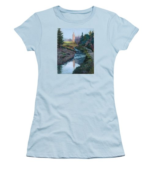 Reflections In History Women's T-Shirt (Athletic Fit)