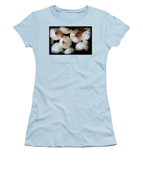 Renaissance White Onions Women's T-Shirt (Athletic Fit)