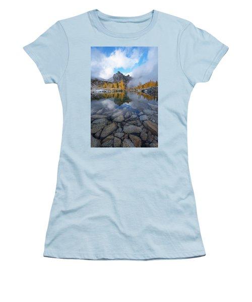 Women's T-Shirt (Junior Cut) featuring the photograph Revelation by Dustin LeFevre