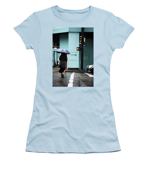 Right  Women's T-Shirt (Junior Cut) by Empty Wall
