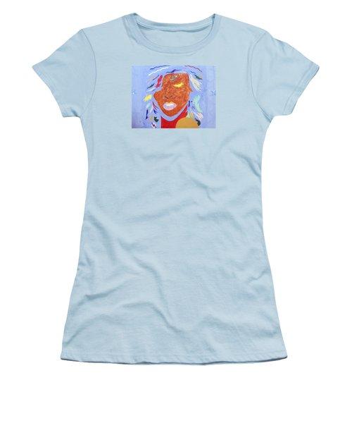 Rihanna Loud Women's T-Shirt (Junior Cut) by Stormm Bradshaw