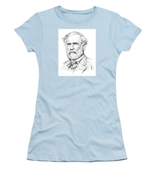 Robert E. Lee Women's T-Shirt (Athletic Fit)