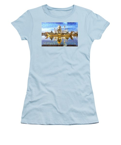 Royal Mosque  Women's T-Shirt (Athletic Fit)