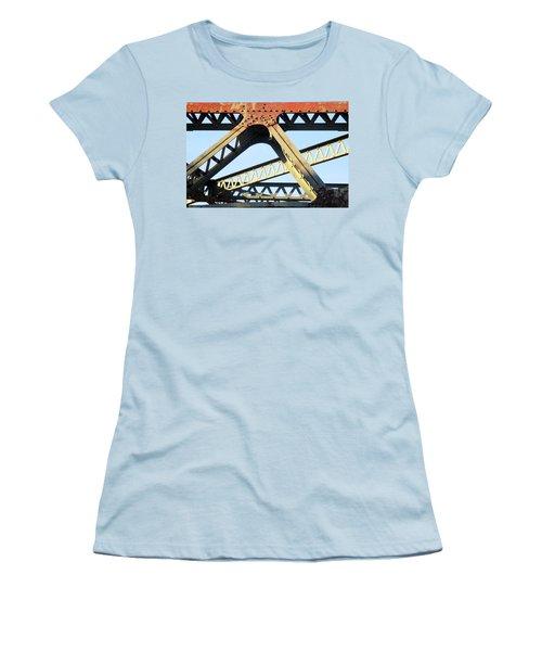 Rusted Women's T-Shirt (Junior Cut) by Martin Cline