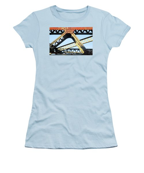 Rusted Women's T-Shirt (Athletic Fit)