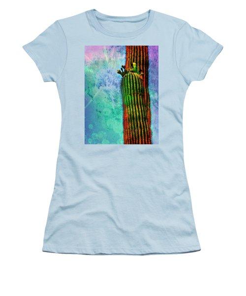 Saguaros Women's T-Shirt (Junior Cut)