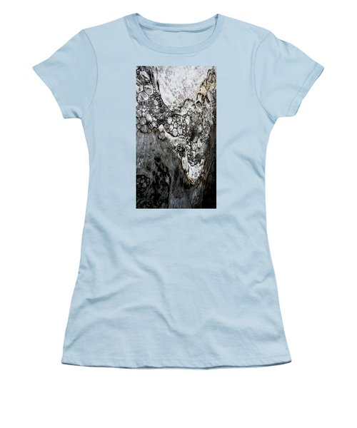 Sand And Sea  Women's T-Shirt (Athletic Fit)