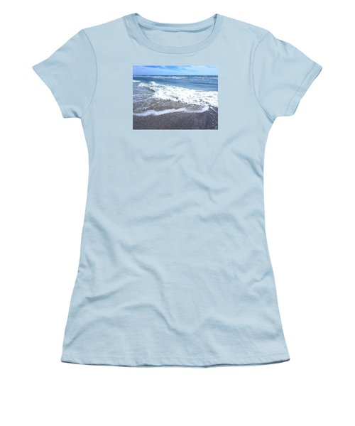 Sand, Sea, Sun No. 1 Women's T-Shirt (Athletic Fit)