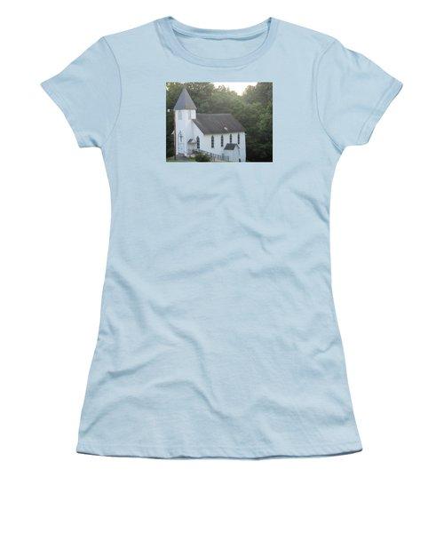 Schuyler Baptist Church Women's T-Shirt (Junior Cut) by Charlotte Gray