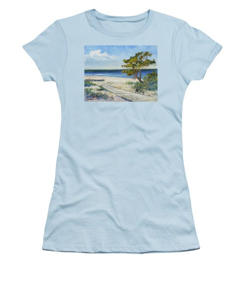 Sea Beach 6 - Baltic Women's T-Shirt (Athletic Fit)