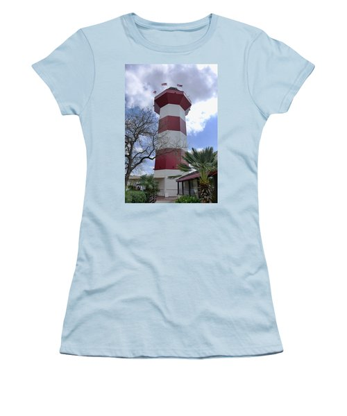 Seapines Lighthouse Women's T-Shirt (Athletic Fit)