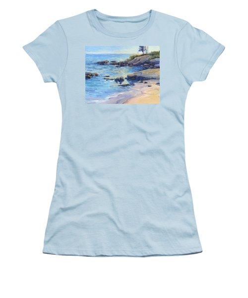 September Light Women's T-Shirt (Athletic Fit)
