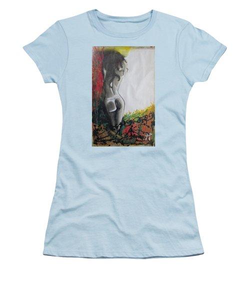 Siempre Women's T-Shirt (Athletic Fit)