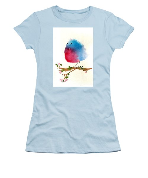 Silly Bird #1 Women's T-Shirt (Athletic Fit)