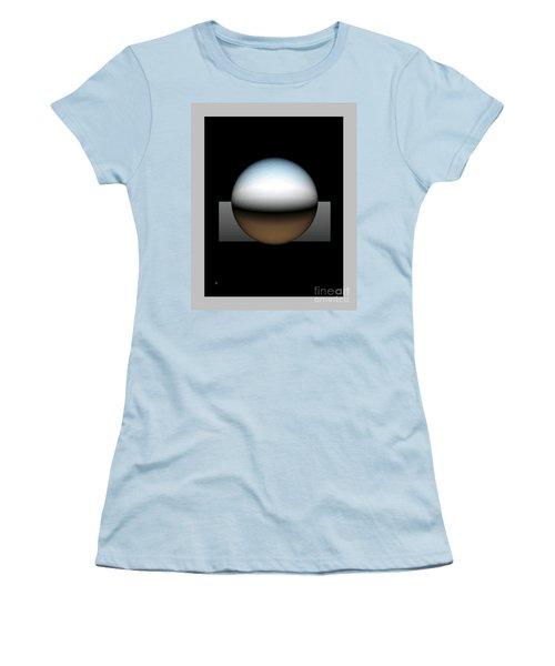 Simplicity 25 Women's T-Shirt (Junior Cut) by John Krakora