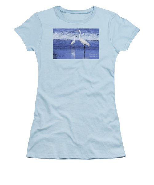 Sizing Things Up Women's T-Shirt (Athletic Fit)