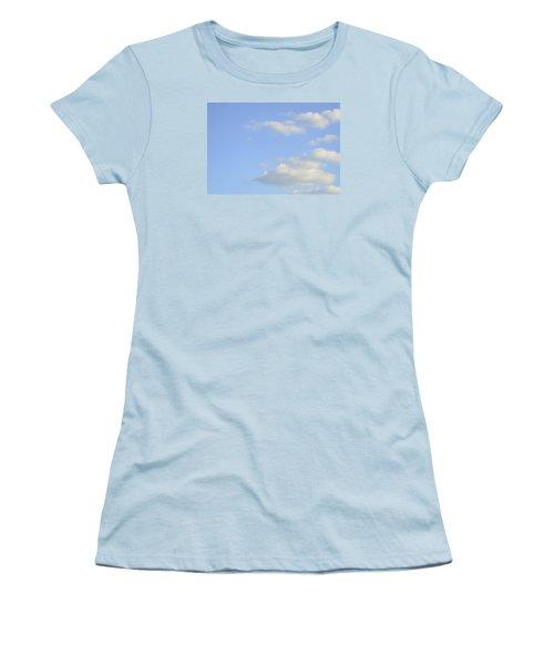 Sky Women's T-Shirt (Junior Cut) by Wanda Krack