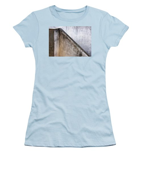 Women's T-Shirt (Junior Cut) featuring the photograph Slide Up by Prakash Ghai