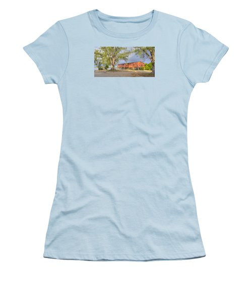 Smallwood Women's T-Shirt (Junior Cut) by Sean Allen