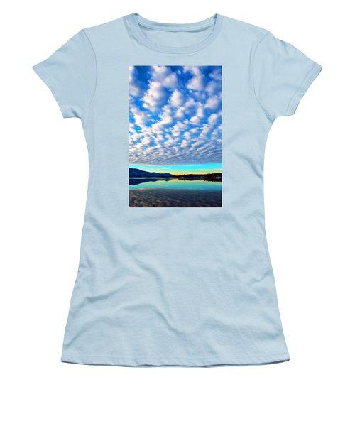Sml Sunrise Women's T-Shirt (Junior Cut) by The American Shutterbug Society