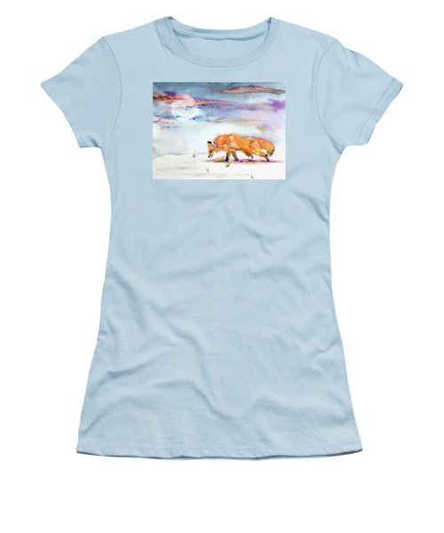 Sniffing Out Some Magic Women's T-Shirt (Junior Cut) by Beverley Harper Tinsley