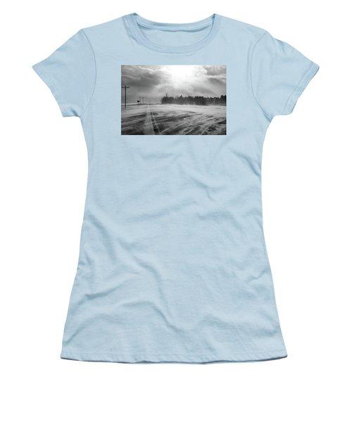 Snl-2 Women's T-Shirt (Athletic Fit)