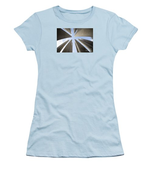 Soaring Words Women's T-Shirt (Junior Cut) by David Bearden