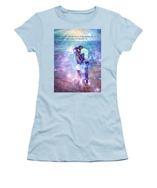 Songs Of Solomon Women's T-Shirt (Junior Cut) by Vannetta Ferguson