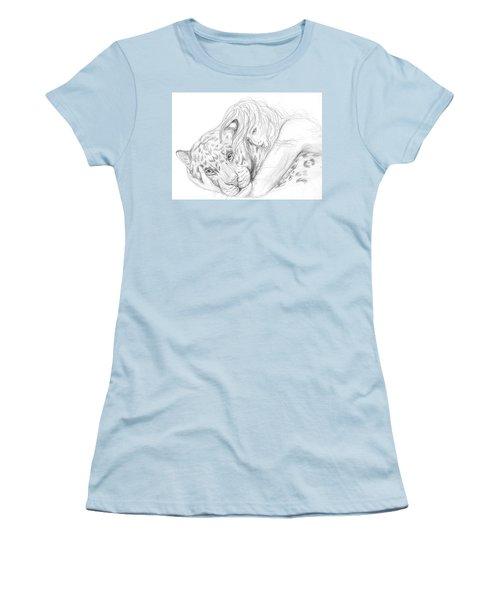 Soul Friends Women's T-Shirt (Athletic Fit)
