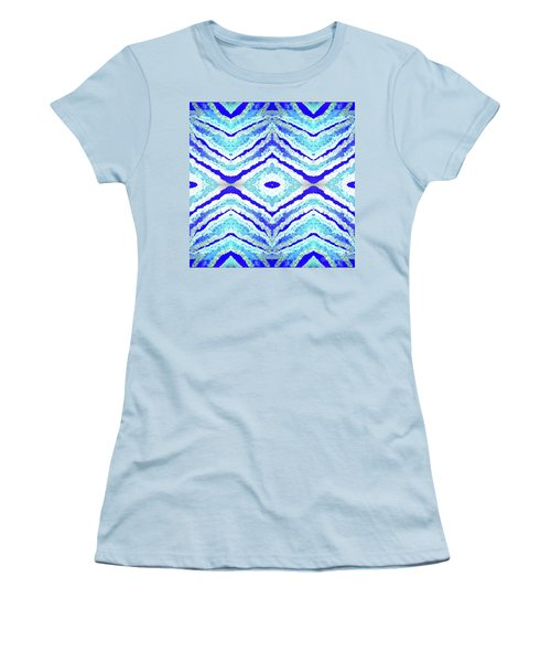 Spirit Journey To The Other Side  Women's T-Shirt (Junior Cut) by Rachel Hannah