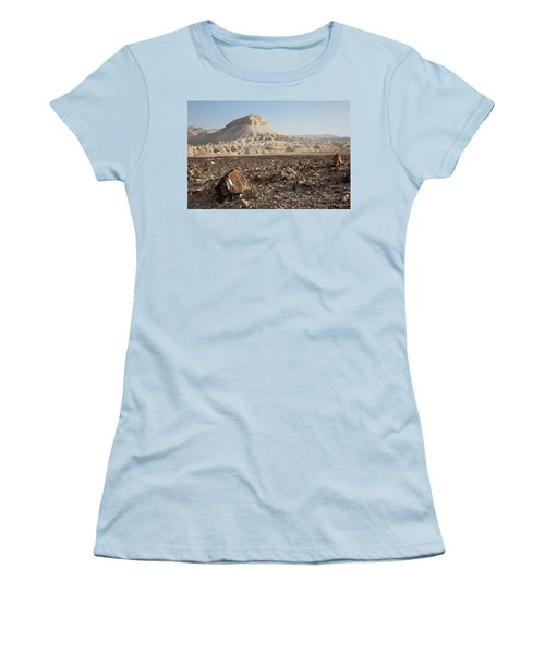 Spirit Of The Desert Women's T-Shirt (Junior Cut) by Yoel Koskas