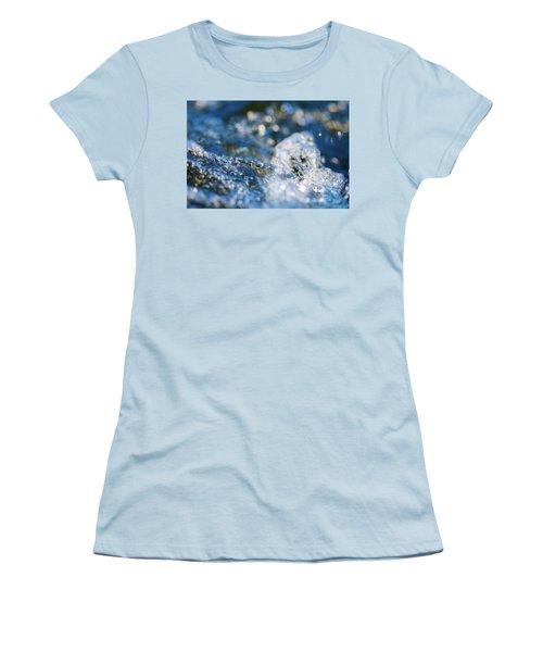 Splash One Women's T-Shirt (Athletic Fit)