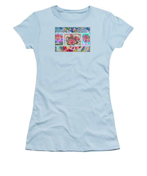 Spring Medley Women's T-Shirt (Athletic Fit)