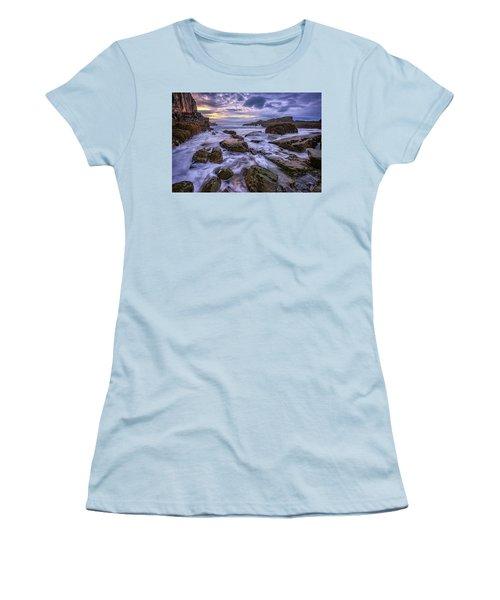 Spring Morn At Bald Head Cliff Women's T-Shirt (Junior Cut) by Rick Berk