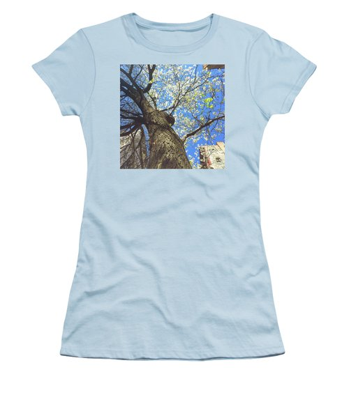 Spring Time Women's T-Shirt (Athletic Fit)