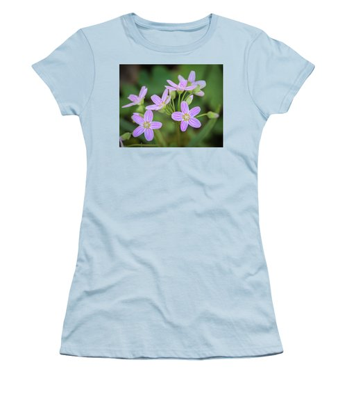 Women's T-Shirt (Athletic Fit) featuring the photograph Spring Vibe by Bill Pevlor