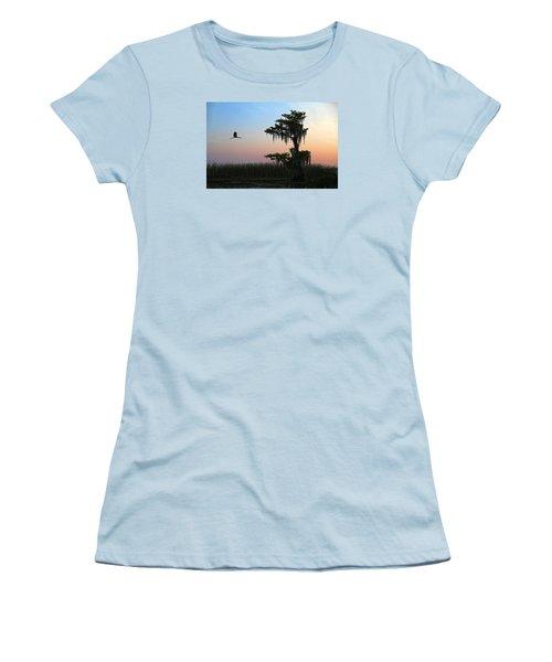 St Augustine Morning Women's T-Shirt (Junior Cut) by Robert Och
