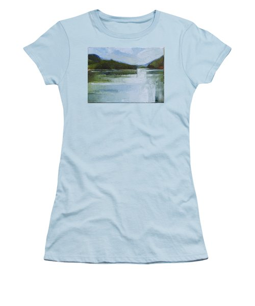 St. Croix Sojourn Women's T-Shirt (Athletic Fit)