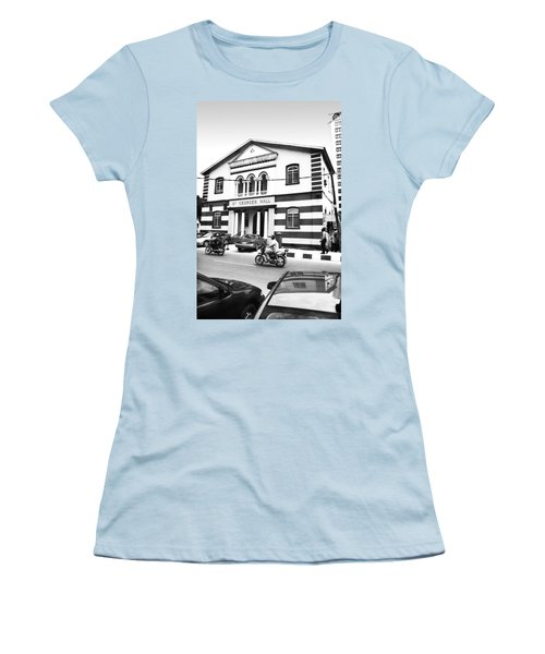 St. Georges Hall, Broad Street Women's T-Shirt (Athletic Fit)