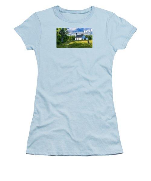 St. Margaret's Of Scotland Women's T-Shirt (Athletic Fit)
