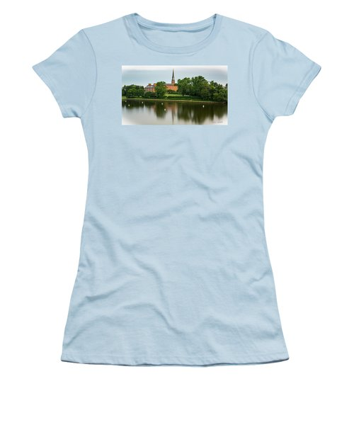 St Mary's Women's T-Shirt (Athletic Fit)