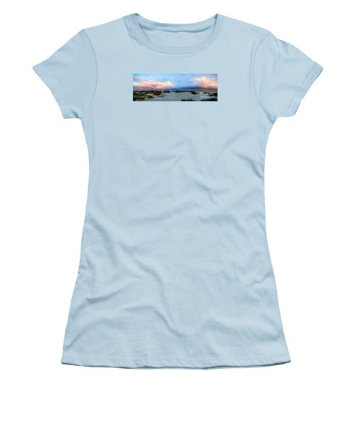 Storm Of Pastels Women's T-Shirt (Athletic Fit)