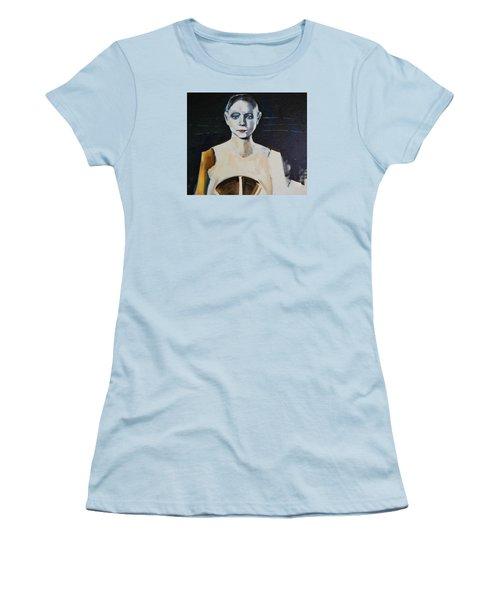 Study II Women's T-Shirt (Junior Cut) by Jean Cormier